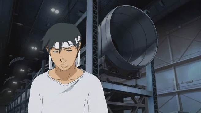 Image result for planetes hachimaki